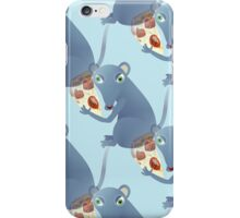 pizza mouse iPhone Case/Skin
