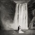 Classic Iceland Wedding by Steven  Sandner