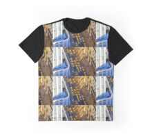 NYC Taxi Cabs Graphic T-Shirt
