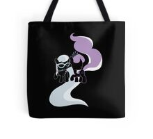Minimalist Diamond Tiara & Silver Spoon Tote Bag