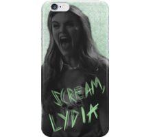 Lydia Martin - Wailing Woman iPhone Case/Skin