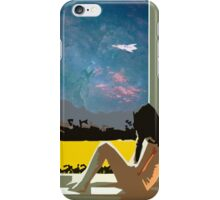 Dreaming of Never. iPhone Case/Skin