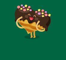 Valentines hearts cake Unisex T-Shirt