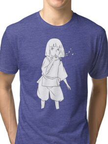 Haku - Spirited Away Tri-blend T-Shirt