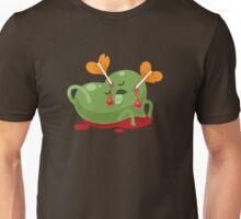 Dead Valentines heart Unisex T-Shirt