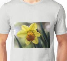 First Spring Daffodil - Bridgton,  Maine Unisex T-Shirt
