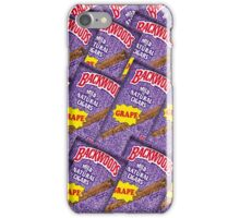 Only Backwoods iPhone Case/Skin
