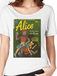 Rag Doll Alice Women's Relaxed Fit T-Shirt