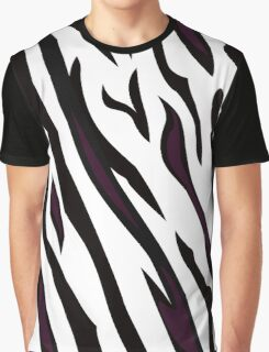 Safari zebra pattern or texture Graphic T-Shirt