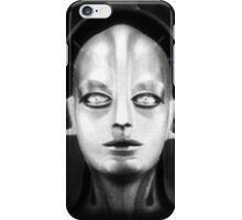 Machine-Human - Metropolis iPhone Case/Skin
