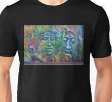 Mural Two Face Unisex T-Shirt