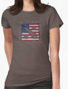 American Dota Womens Fitted T-Shirt