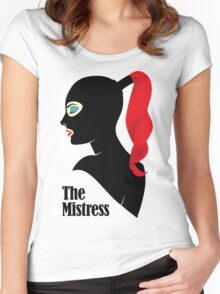 The Mistress Women's Fitted Scoop T-Shirt