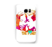 The Ponds, Amy and Rory  Samsung Galaxy Case/Skin