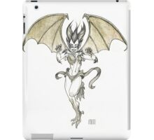 Harpie iPad Case/Skin