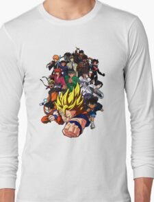 Childhood Anime - Fan Art T-Shirt