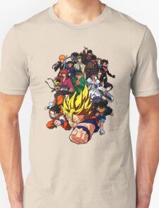 Childhood Anime - Fan Art T-Shirt