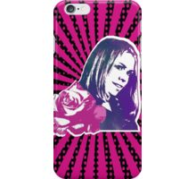 Rose Tyler Companion to the Doctor iPhone Case/Skin