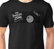 The Twilight Zone - E=mc2 Unisex T-Shirt