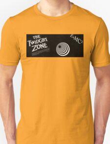 The Twilight Zone - E=mc2 T-Shirt
