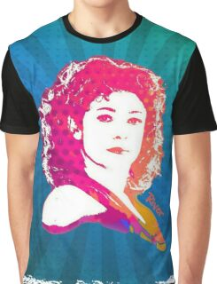 River Song Doctor Who Pop Art Graphic T-Shirt