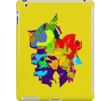 Never Monster Alpha. iPad Case/Skin
