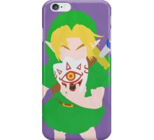 Young Link (Simplistic) iPhone Case/Skin