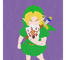 Young Link (Simplistic) Photographic Print