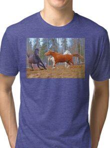 Retribution Tri-blend T-Shirt