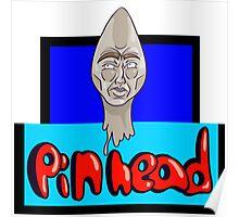 Pin head   Poster