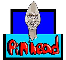 Pin head   Photographic Print