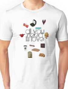 Little Klaine Things Unisex T-Shirt