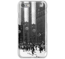 Urban time iPhone Case/Skin