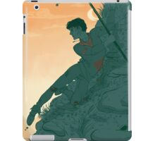 the world ender iPad Case/Skin