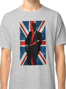 Twelve's Guitar, Hell Bent Doctor Who Classic T-Shirt