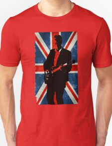 Twelve's Guitar, Hell Bent Doctor Who Unisex T-Shirt