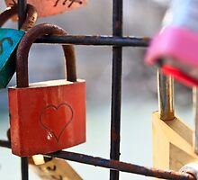 Love Lock by Hannah Welbourn