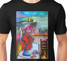 Room With A View Unisex T-Shirt