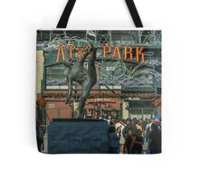 Giants Ballclub Tote Bag