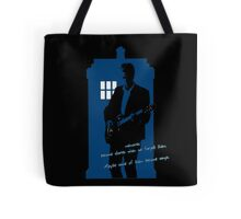 Stories become Songs, Doctor Who Tote Bag