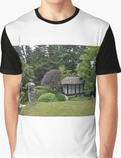 Japanese Pagoda II - Tatton Park Graphic T-Shirt
