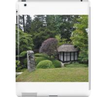 Japanese Pagoda II - Tatton Park iPad Case/Skin