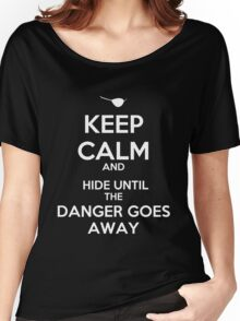 KEEP CALM, XANDER Women's Relaxed Fit T-Shirt