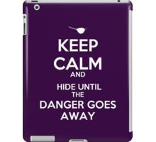 KEEP CALM, XANDER iPad Case/Skin
