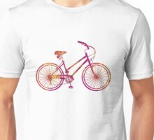 The Tattoo Bycicles-  New Age FantasyTattoo Unisex T-Shirt