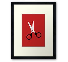 The Little Lebowski Framed Print
