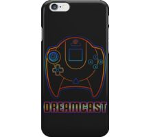 Dreamcast Neon iPhone Case/Skin