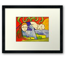 Embraceable You Framed Print