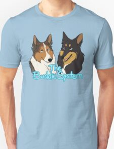 Laddie and Buddie - Custom Unisex T-Shirt