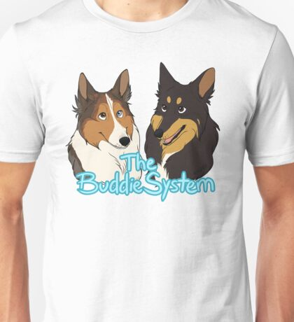 Laddie and Buddie - Custom Unisex T-Shirt